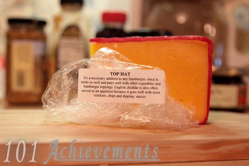 Cheese of the Month - April