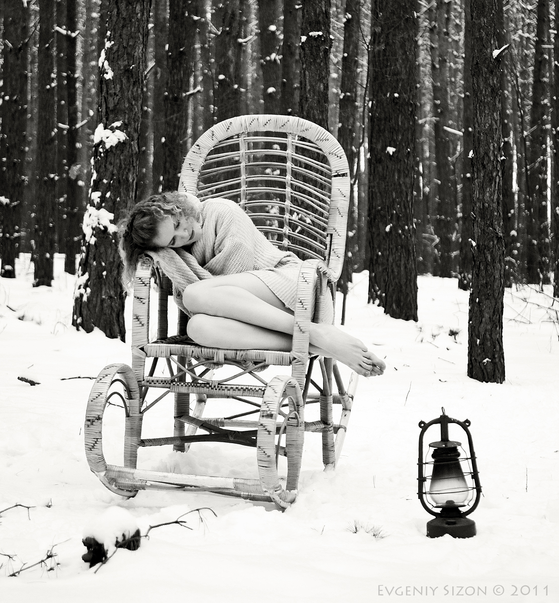 Zhesin Evgeniy Sizon, Winter Sleep, 2. Januar 2011