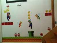 mario wall decals 2017