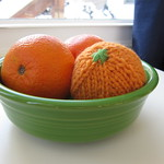 Knit Orange