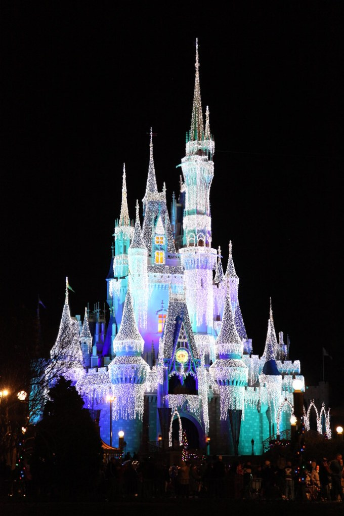 The Magic Kingdom