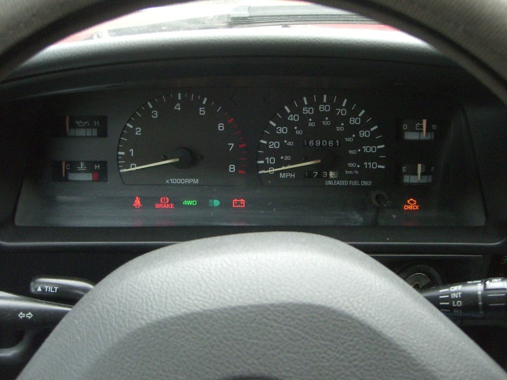 medium resolution of toyota warning lights on dash