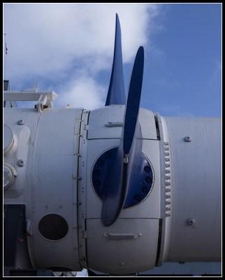 Voith Tidal Turbine Blades