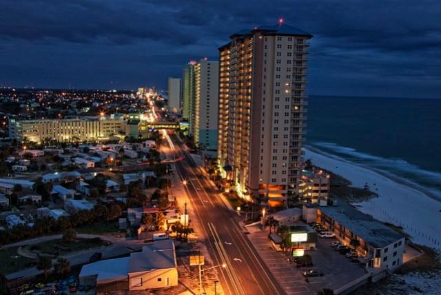 Como é a vida em Panama City Beach