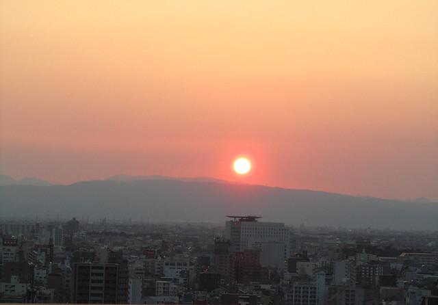 Travel theme: Sunset (2/6)