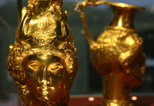 The Thracian treasures (6/6)