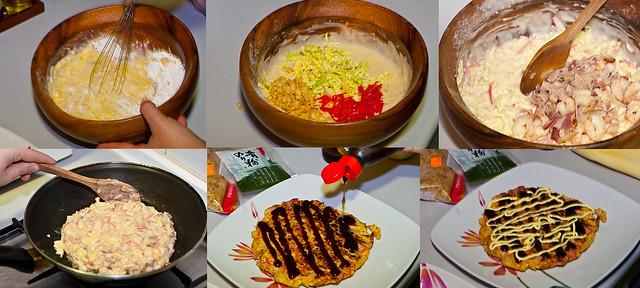okonomiyaki receta
