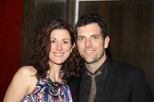 Sarah and Chris Mann