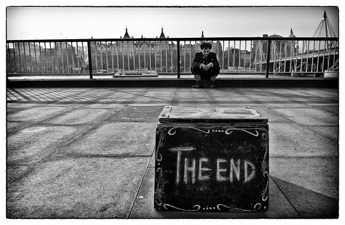The end by Alexandre Moreau | Photography