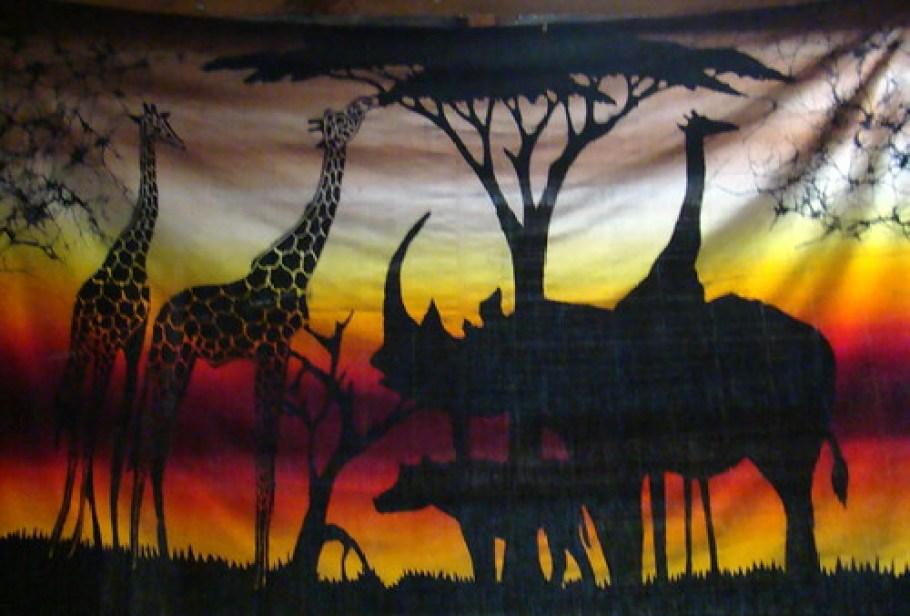 Kenia expresiones artisticas y culturales pictoricas 12