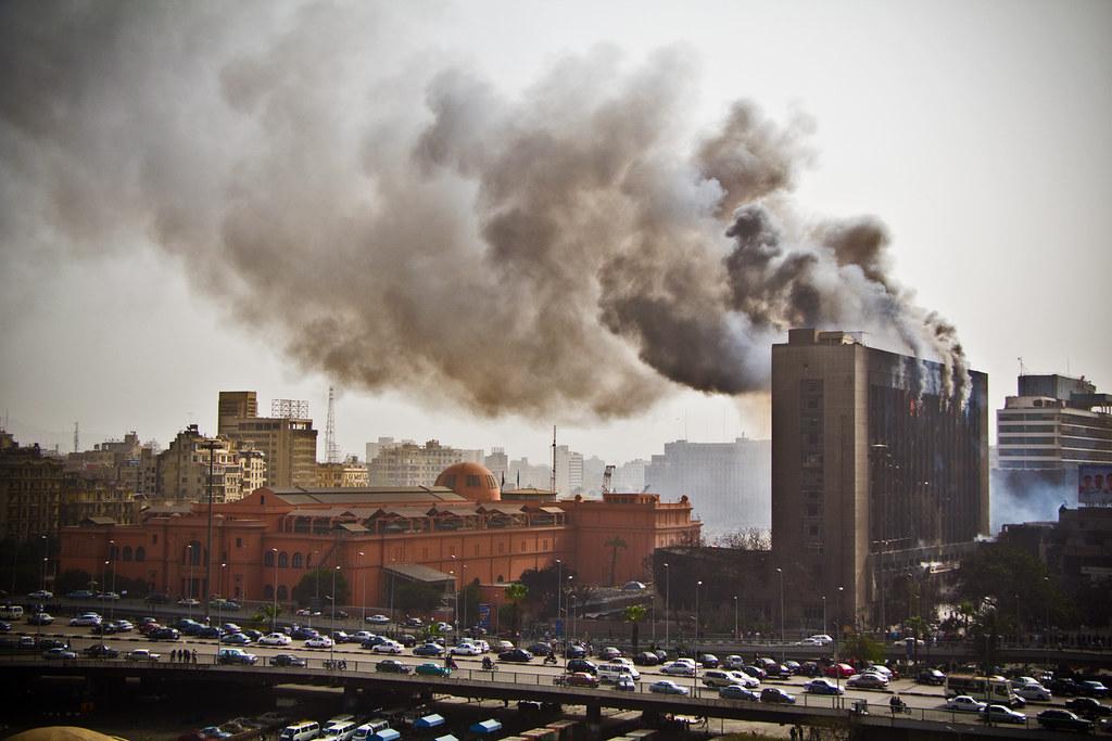 Cairo Burns