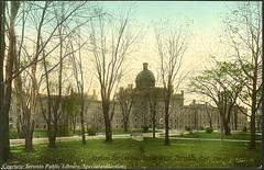 Asylum for Insane, Queen West, Toronto, Ontario, Canada (1910)