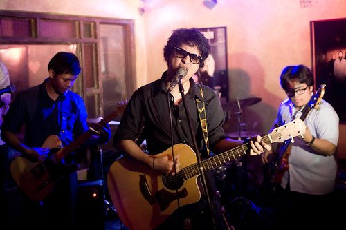 The Purplechickens with Ely Buendia