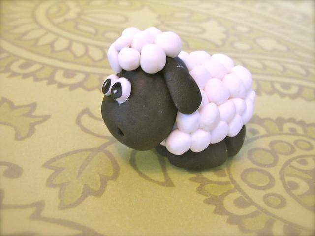 Fondant Sheep  Flickr  Photo Sharing