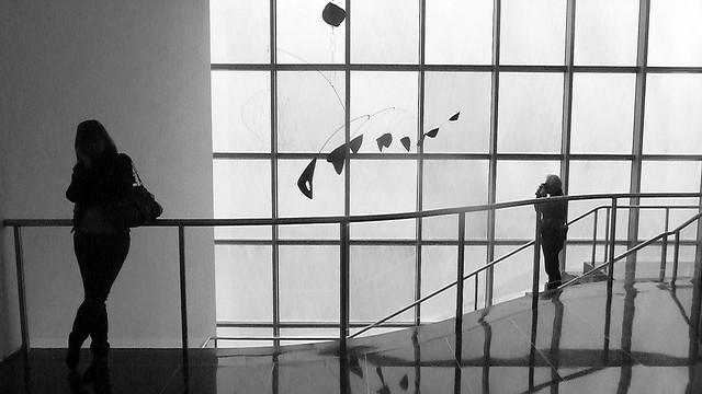 CALDER stairwell