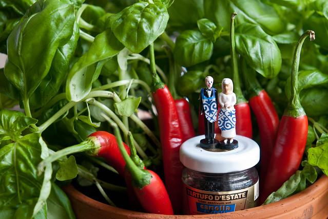 Wat aten zij? Weblog over lekker eten en koken door Toni Mazel en Stijn Nieuwendijk