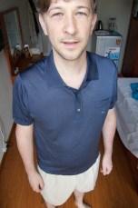 Blaues Shirt 12