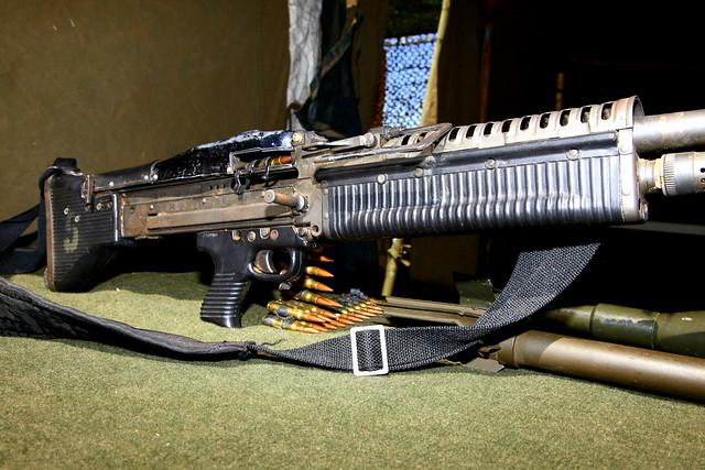 M60 machine gun   Flickr - Photo Sharing!