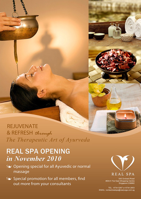 Real Spa Poster Flickr Photo Sharing!