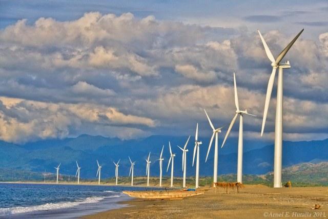 Bangui Wind Farm