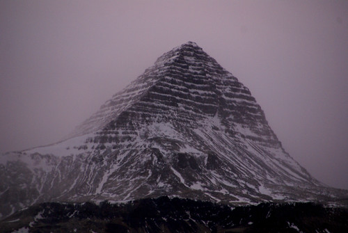 Pyramid of Iceland... by little_frank