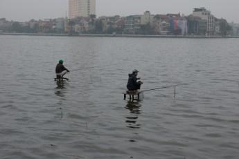 Fishermen in Westlake 1