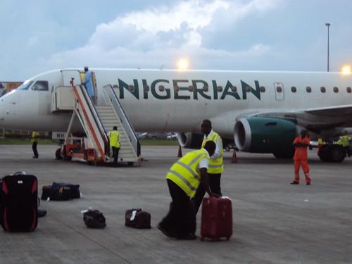 Nnamdi Azikiwe Airport - Abuja Nigeria by Jujufilms