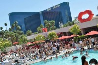 Wet Republic Pool Party MGM Grand Hotel Casino Las Vegas ...