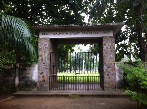 Ibadan Military Cemetery, Jericho by Jujufilms