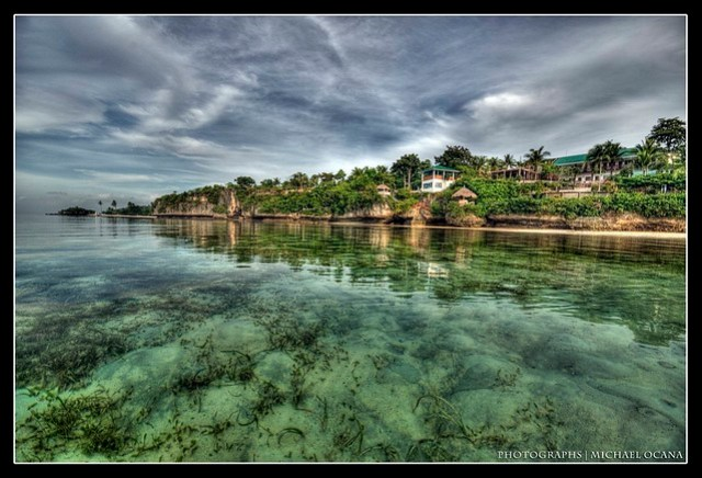 Camotes Islands Santiago Bay Resort Sunrise