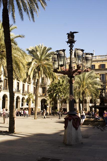 Placa in Barcelona
