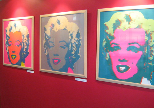 Exposition Andy Warhol and Co