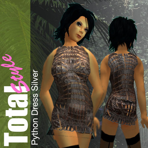 Total Style - Python Dress