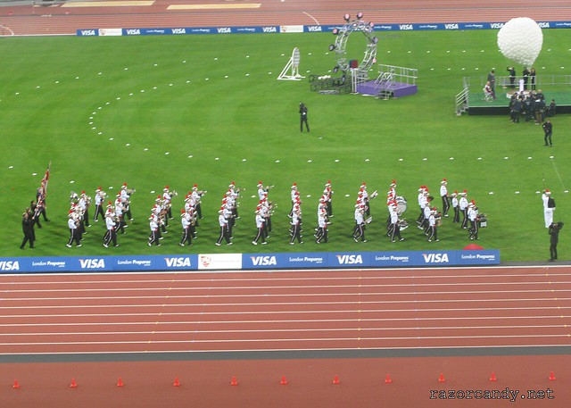 Olympics Stadium - 5th May, 2012 (91)