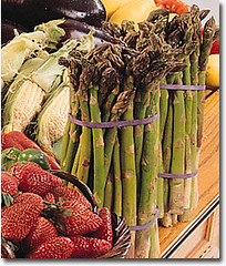 Asparagus from Rutgers
