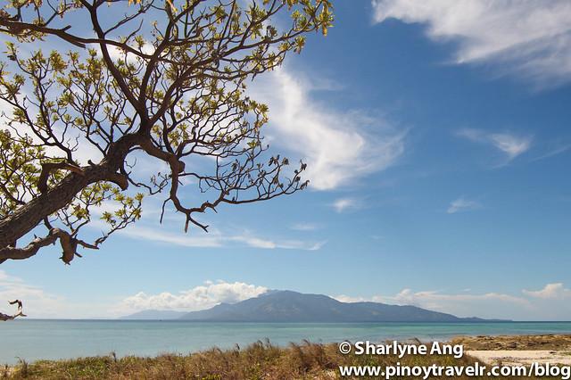View of Sibuyan Island from Cresta De Gallo - 2