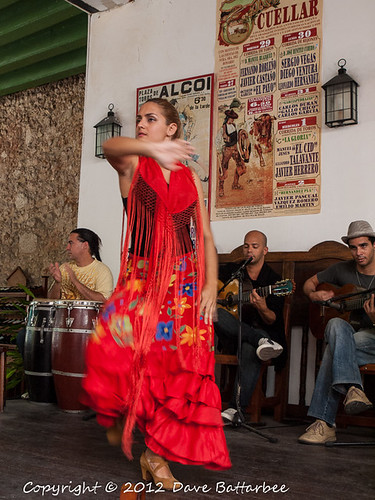 Cuban Flamenco