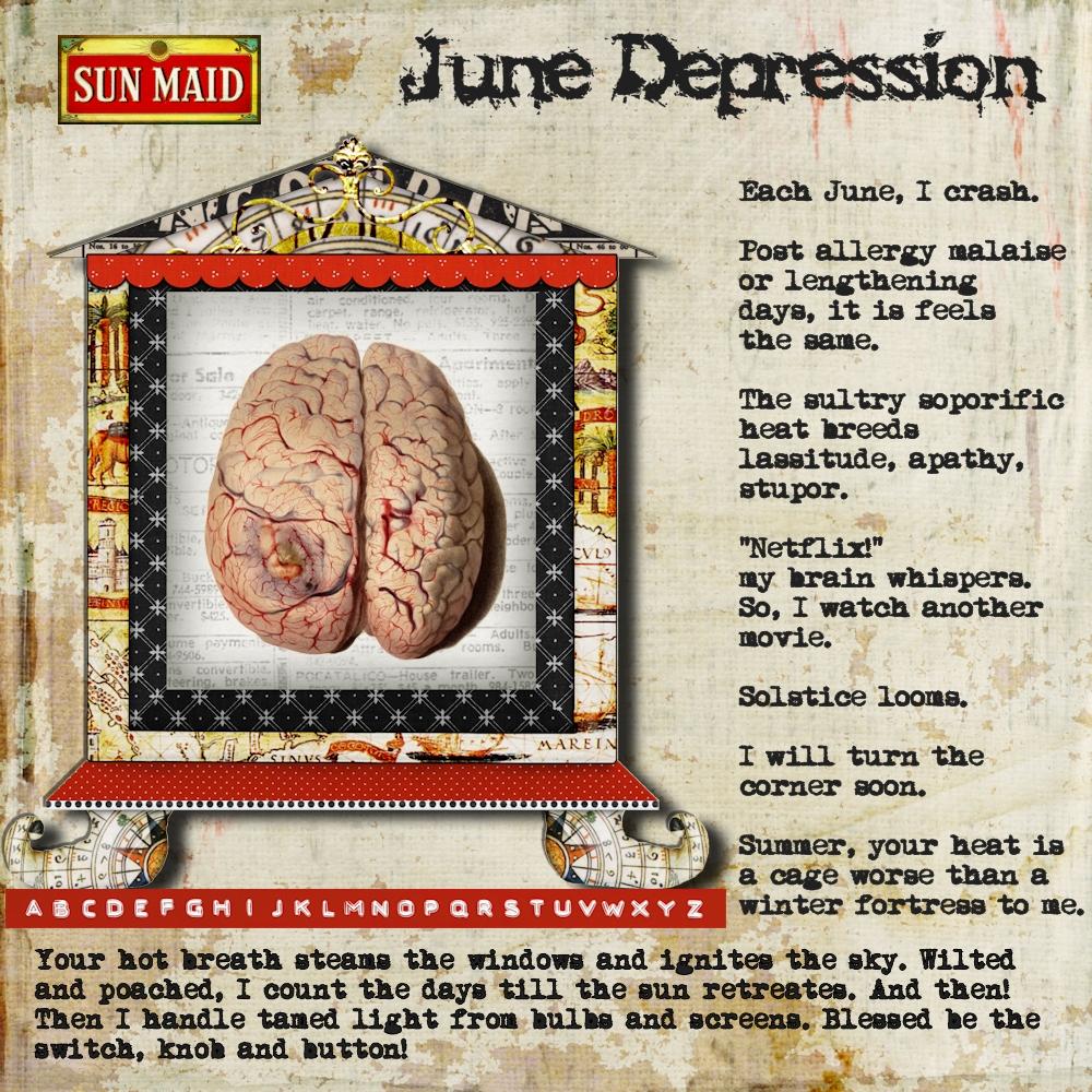 June Depression