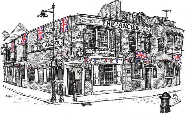 the anchor, southwark
