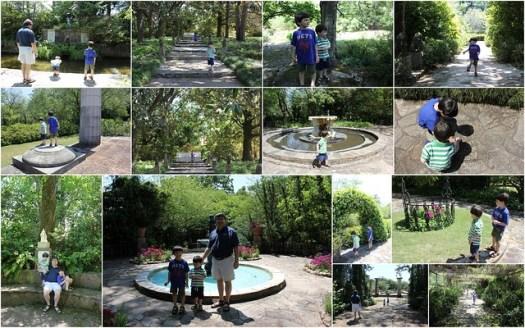 Shug & Shugie at Jasmine Hill Gardens