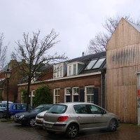 Utrecht's Little Wooden House