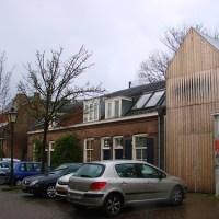 Utrecht's Little Wooden House