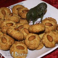 Celebrate Chinese New Year with Almond Cookies