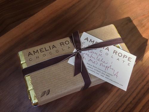 Amelia Rope chocolate bundle