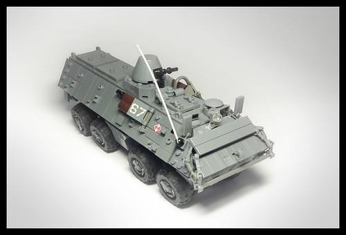 Střední Kolový Obrněný Transportér by V1