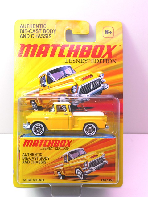 matchbox lesney edition '57 gmc stepside (1)