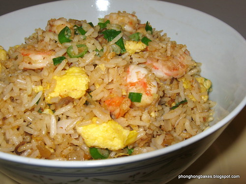 Fried Rice phong hong