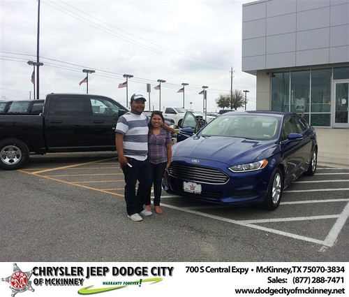 Happy Birthday to Maria Cruz  from Villarreal Brent and everyone at Dodge City of McKinney! by Dodge City McKinney Texas