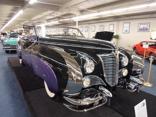 1948 Cadillac Series 62 Saoutchik