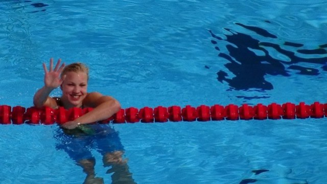 Ruta Meilutyte 100 breast WR at BCN2013